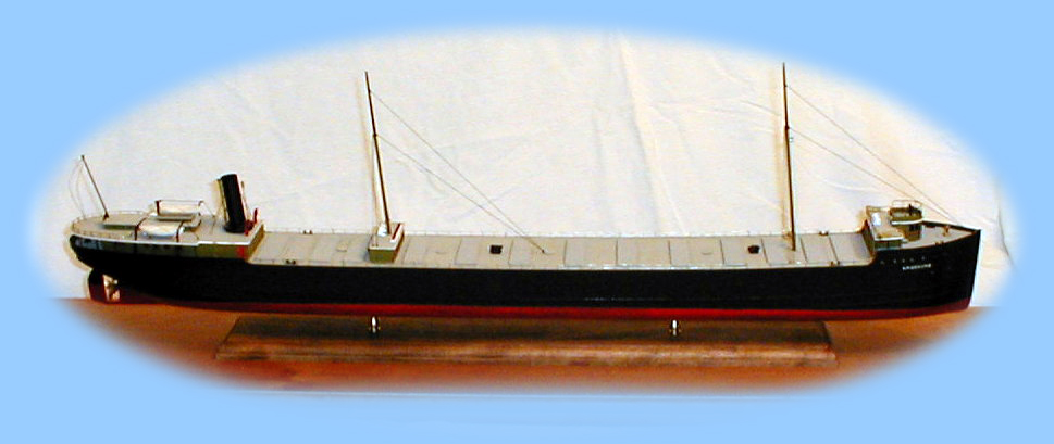 broadside of the Angeline model